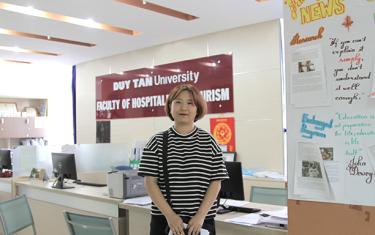 Sinh viên Hàn Quốc học Trao đổi tại Đại học Duy Tân