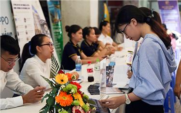 Hơn 5000 Vị trí Việc làm cần Tuyển dụng trong Ngày hội Việc làm