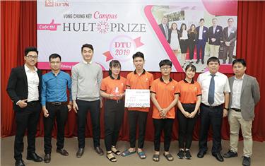 Chung kết Hult Prize at DTU 2019: Cuộc Tranh tài của những Ý tưởng Khởi nghiệp Sáng tạo