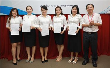 Lễ giao Đề tài Luận văn Thạc sĩ K18 tại Kiên Giang