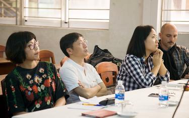 Workshop Thiết kế Đô thị, Di sản và Phát triển Bền vững