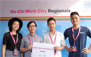 Đại học Duy Tân - Đại diện Việt Nam trong Top 7 HULT Prize Đông Nam Á 2019