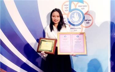 Dương Thị Lan Anh: Bí thư Năng động - Nhiệt huyết - Tài năng