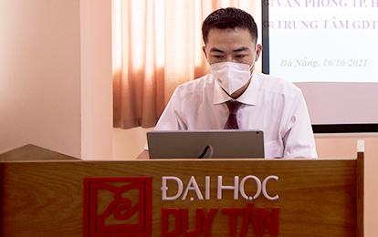 Lễ Khai giảng Đào tạo Cử nhân Đại học Trực tuyến các ngành Kế toán, Ngôn ngữ Anh, Công nghệ Thông tin, Kỹ thuật Xây dựng khóa X27