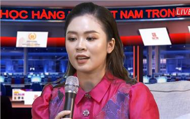"""Livestream Talkshow với chủ đề """"Câu chuyện Khởi nghiệp và Việc làm tại Đại học Duy Tân"""""""