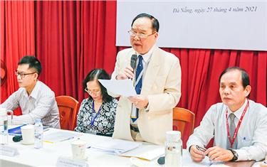 Hội nghị Khoa học và Công nghệ Tuổi trẻ Y Dược tại Đại học Duy Tân