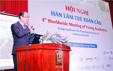 Nhiều Nhà Khoa học tham dự Hội nghị Hàn Lâm trẻ Toàn cầu