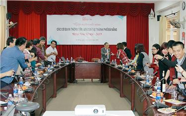 Đại học Duy Tân gặp mặt các Cơ quan Thông tấn, Báo chí và mừng Xuân Kỷ Hợi 2019