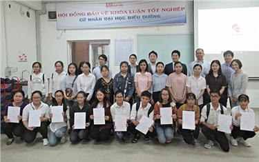 Cơ hội cho Sinh viên ngành Điều dưỡng Đại học Duy Tân làm việc tại Nhật Bản