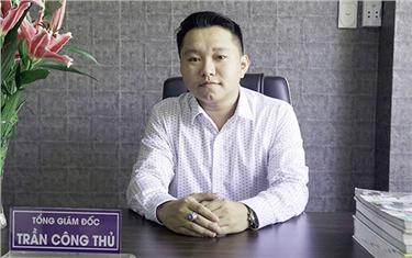 Hành trình từ sinh viên Đại học Duy Tân đến Tổng Giám đốc Công ty VietConstruction