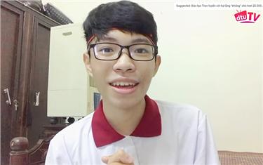 Cảm nhận của Sinh viên Duy Tân về Học và Thi Online