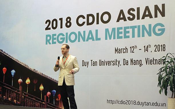 DTU Hosts the 2018 CDIO Regional Meeting