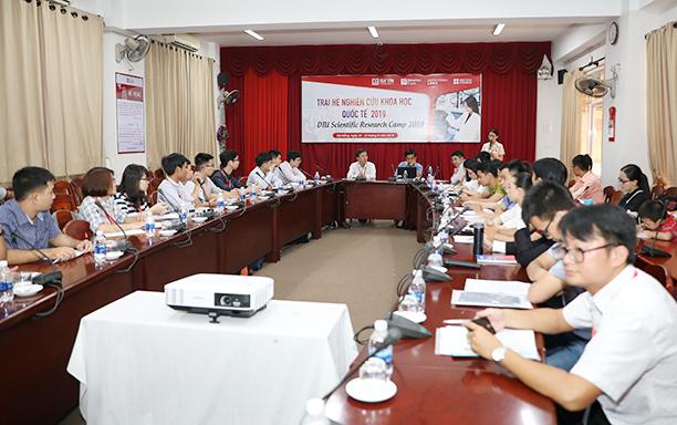 DTU Hosts the 5th International Research Summer School