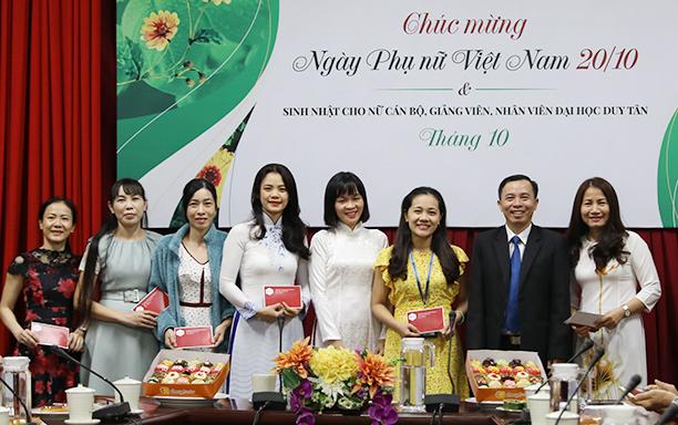 DTU Commemorates the 90th Annual Vietnamese Women's Day