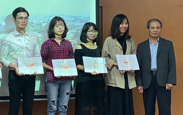 DTU Student Wins Consolation Prize for Outstanding 2019 Graduation Project