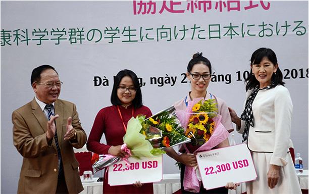 International Scholarships for DTU Nursing Students