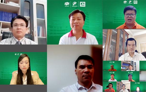 Code Tour Duy Tan 2021 Finals & Technology Seminar