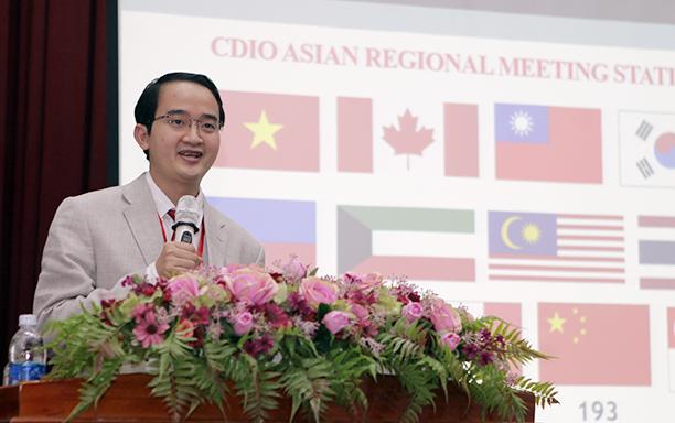 55 Universities Participate in 2018 CDIO Asian Meeting at DTU