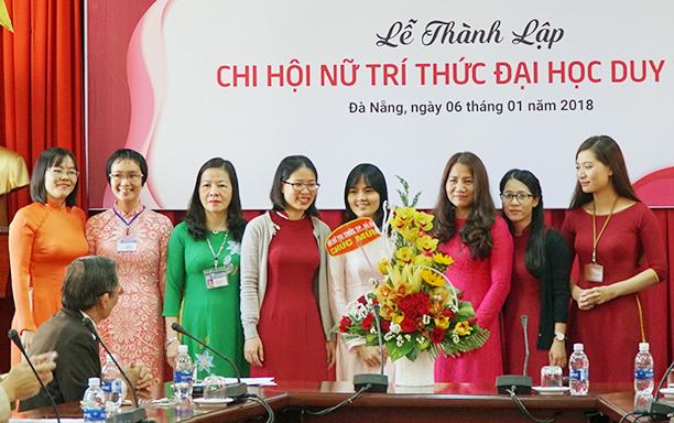 DTU Association for Intellectual Women