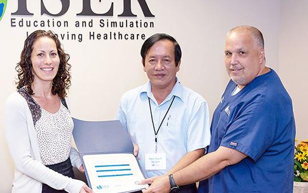 DTU Enrolls Regular Students of General Nursing in 2019