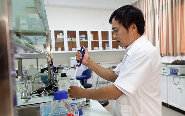 DTU Ranked in Top 5 Vietnamese Research Universities