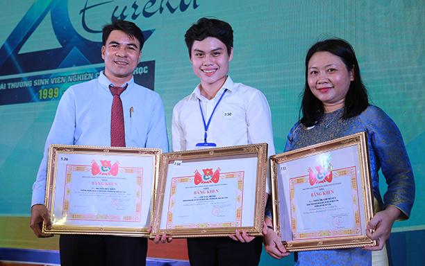 DTU Student Wins 2018 Euréka Research Prize