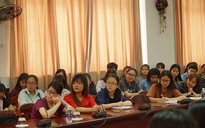 Vinpearl Chia sẻ Kinh nghiệm và Cơ hội Việc làm với Sinh viên Đại học Duy Tân