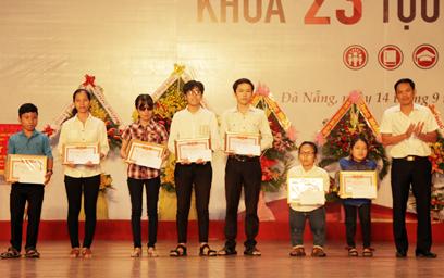 ĐH Duy Tân Đón chào hơn 5.000 Tân Sinh viên
