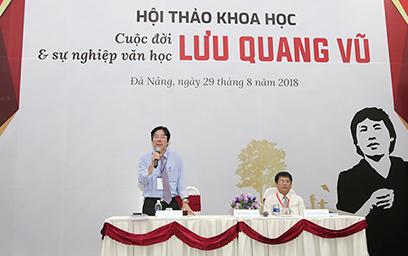 PGS.TS Nguyễn Đăng Điệp chủ trì Hội thảo