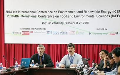 Hội thảo quốc tế về Môi trường và năng lượng tái tạo