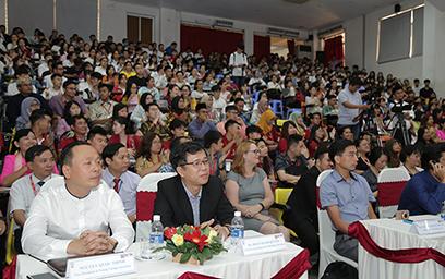 Lễ Khai mạc Hội nghị Sinh viên ASEAN 2018