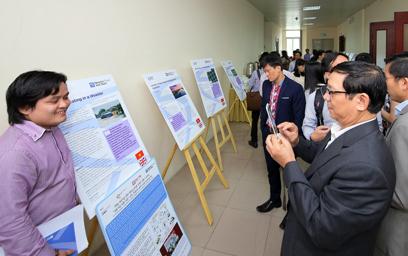 Dự án của Giảng viên ĐH Duy Tân giành Giải thưởng Newton Việt Nam 2017