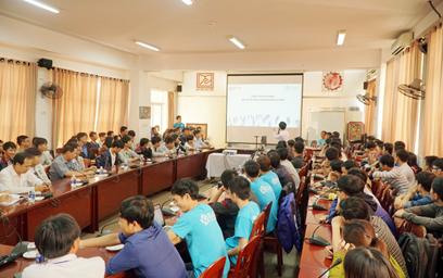 Seminar: Công nghệ BlockChain và Ứng dụng trong Thực tế