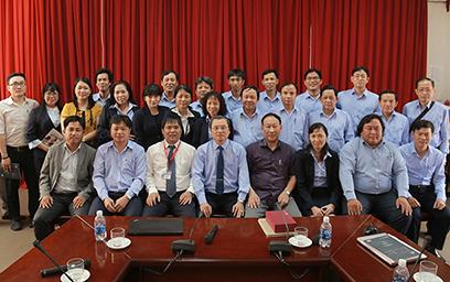 Đại học Duy Tân tiếp đón Đoàn Cán bộ Giảng viên trường Cao đẳng Lý Tự Trọng