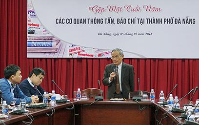 Đại học Duy Tân Gặp mặt Cuối năm các Cơ quan Thông tấn, Báo chí tại Thành phố Đà Nẵng