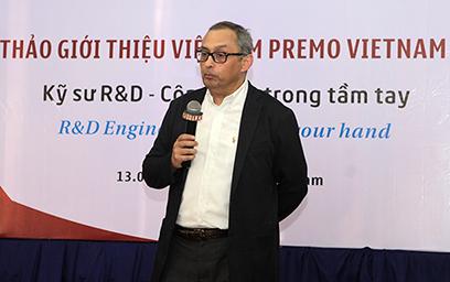 Hội thảo Giới thiệu Việc làm tại Premo Việt Nam