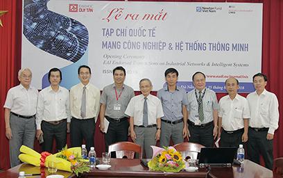 Đại học Duy Tân ra mắt Tạp chí Quốc tế Mạng Công nghiệp và Hệ thống Thông minh