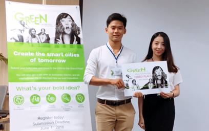 Đội tuyển Smart Proof giành giải Ba cuộc thi