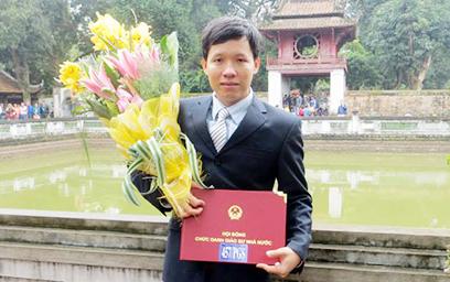 Nhà Khoa học ĐH Duy Tân được bầu vào Hội đồng Khoa học Quỹ Nafosted 2018-2020