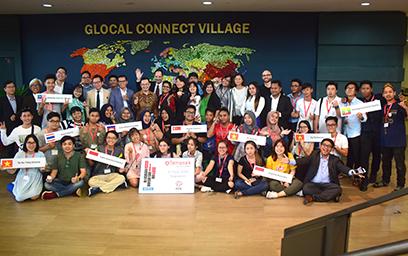 Sinh viên Duy Tân Tham dự Chương trình P2A Journey On-Campus: DIY ASEAN tại Singapore