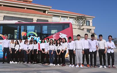 Tăng cường Tham quan Thực tế cho Sinh viên năm Nhất ngành Du Lịch