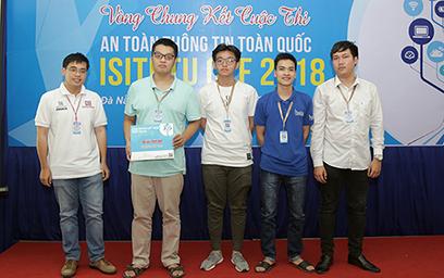 Chung kết Cuộc thi An toàn Thông tin Toàn quốc ISITDTU CTF 2018