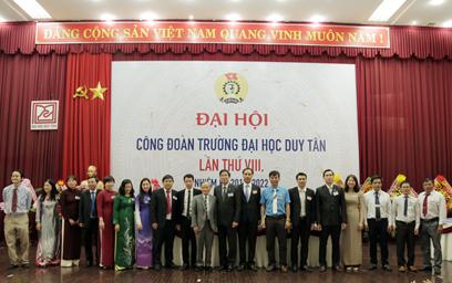 Đại hội Công đoàn Đại học Duy Tân lần thứ VIII
