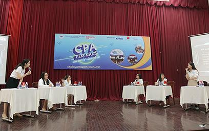 4 sinh viên Đại học Duy Tân vào Vòng 3 cuộc thi CPA Tiềm năng 2018