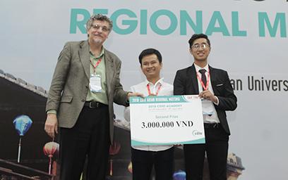 Trao giải Cuộc thi CDIO Academy vùng Châu Á 2018: Công nghệ Truyền thông lên ngôi