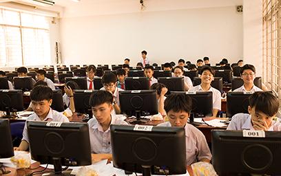 ĐH Duy Tân đồng hành với Hội thi Tin học trẻ Tp. Đà Nẵng năm 2018