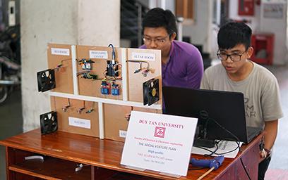 Đại học Duy Tân Tổ chức Cuộc thi Dự án Kinh tế Cộng đồng Lần thứ 5