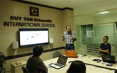 Khoa Đào tạo Quốc tế tổ chức Seminar Industry 4.0