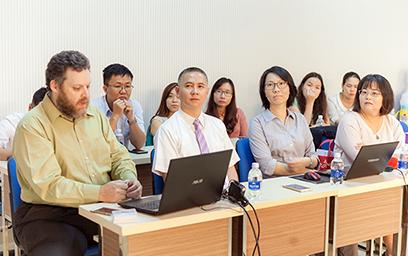 Đại học Duy Tân Tổ chức Hội thảo Marketing in the Digital Age