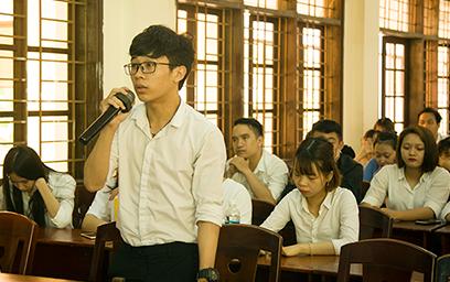 Sinh viên Luật Đại học Duy Tân Tìm hiểu về Luật Sở hữu Trí tuệ